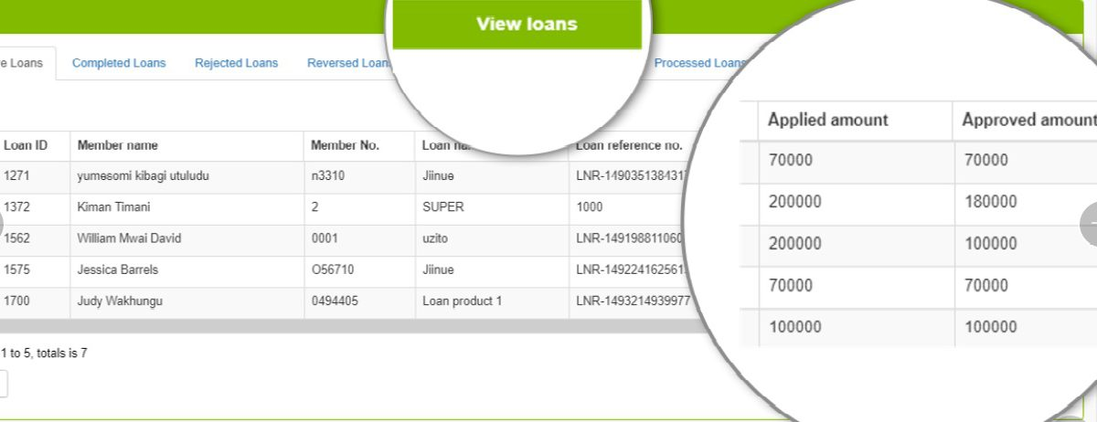 loan software system