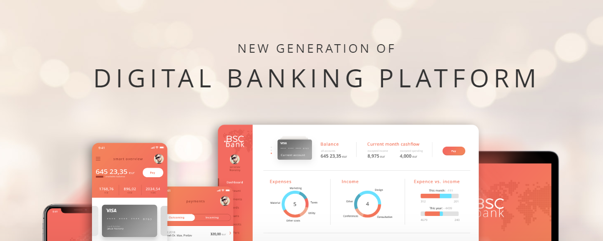 banking software company