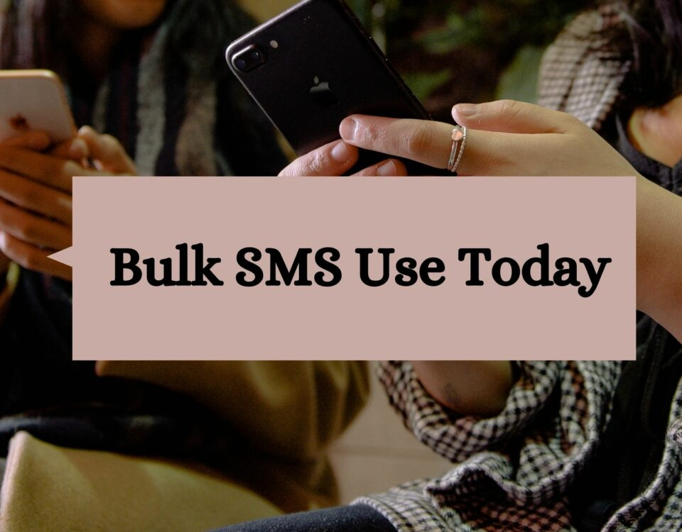 How businesses are using bulk SMS today