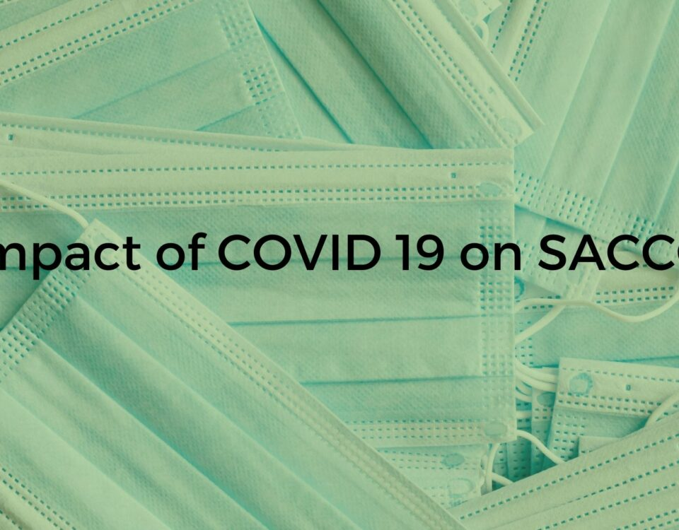 Impact of Covid19 on Saccos in Kenya