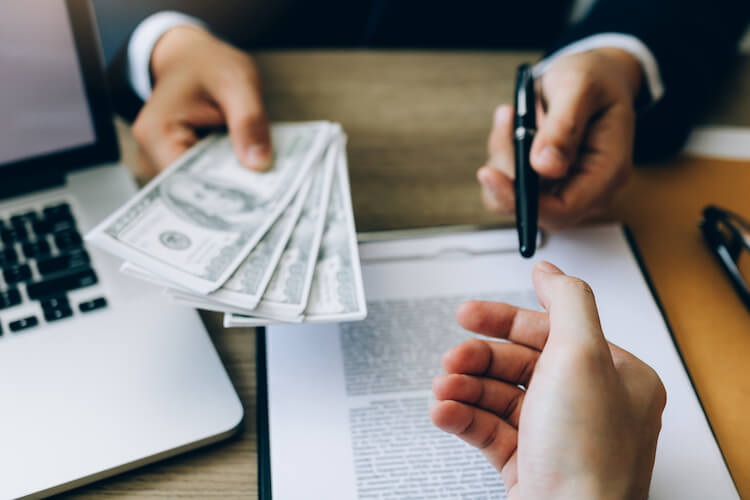 Lending Business Accounting